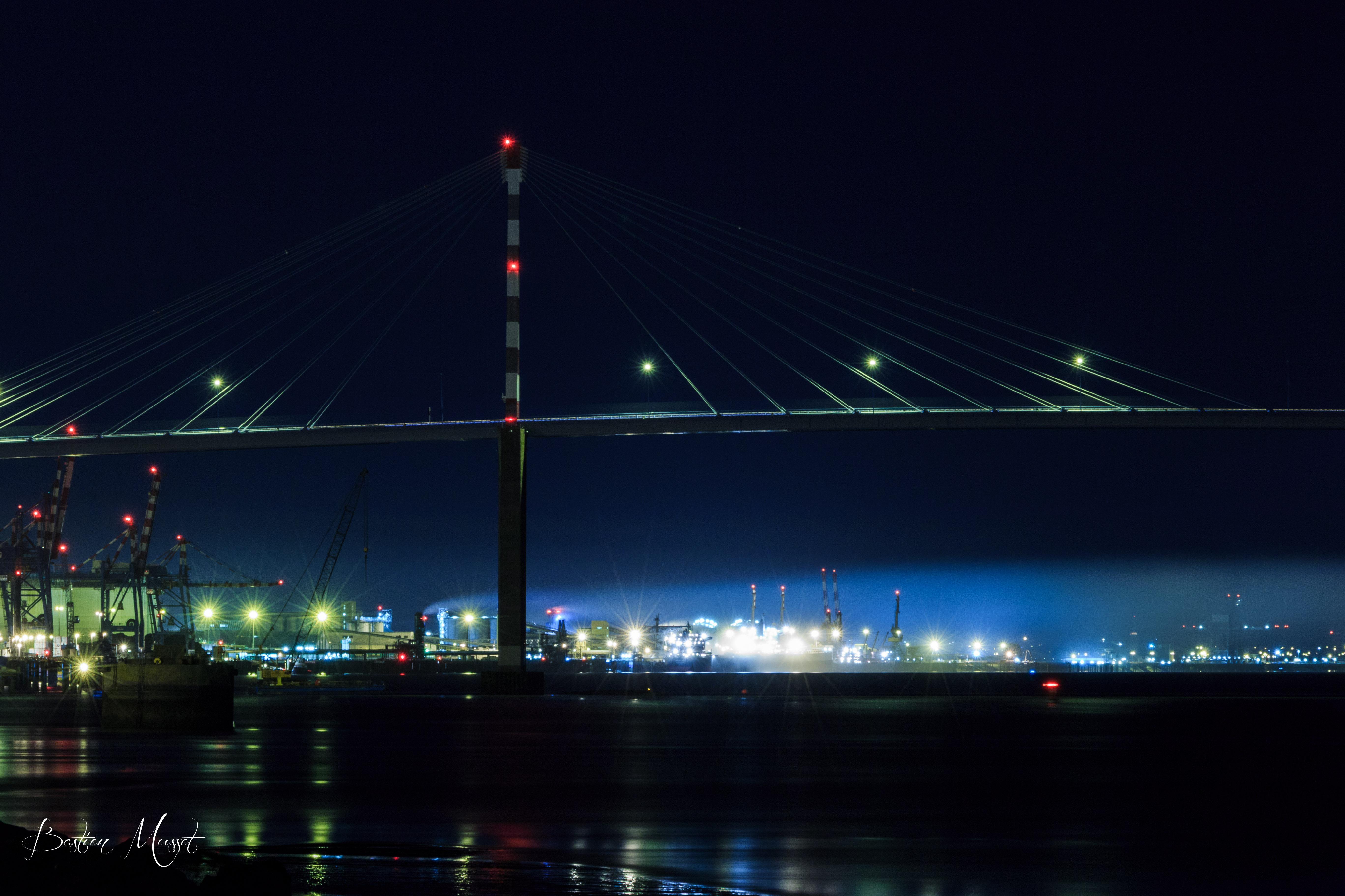 Estuaire industrielle