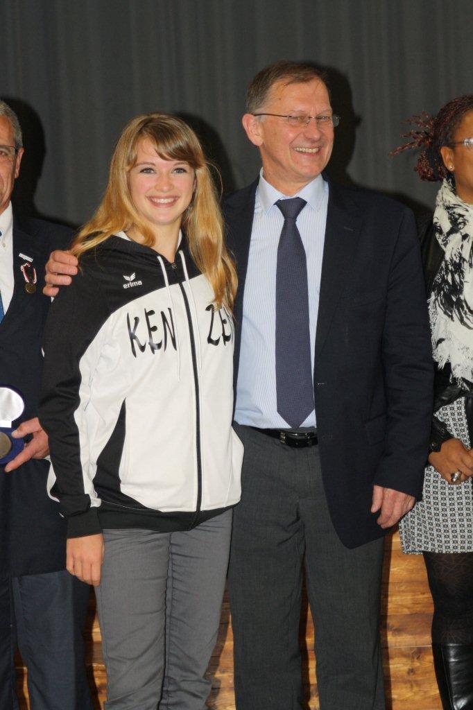 Francis Didier Président de la FFK